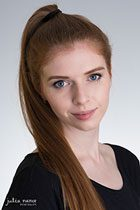 Melbourne Acting and corporate headshot of Maddison