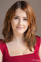 Lucie - Melbourne Actor Headshot