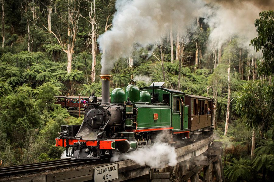 Puffing Billy - things to do in the Yarra Valley